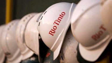 Rio Tinto is pushing ahead with its new Pilbara mine.