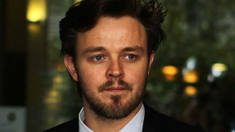 Actor/director Matthew Newton.