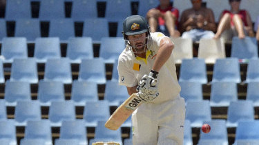 Too nice: Runs at Shield level might not be enough to get  Alex Doolan  back in the Test side.