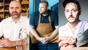 A collaborative dinner in coming months will combine the talents of Joel Valvasori-Pereza from Subiaco's award-winning Lulu La Delizia, Enrico Tomelleri of Sydney's hatted 10 William Street and QT's Santini Bar and Grill executive chef Nic Wood.