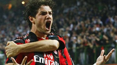 Not happening: Western United's marquee target Alexandre Pato.