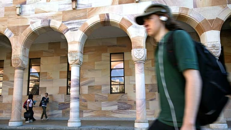 The University of Queensland could consider hosting the Ramsay Centre's Western civilisation program on its campus.