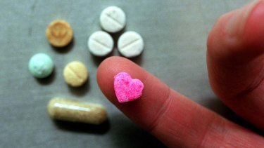 Ecstasy pill popping is declining as users opt for capsules and crystals.