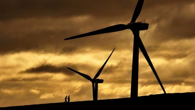 Wind and solar energy prices are tumbling, making those energy sources cheaper than new-build coal plants, analysts say.