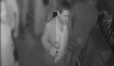 Police are hoping someone will recognise this man.