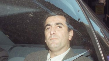 Bill Bayeh was jailed for 15 years for drug trafficking in the 1990s.