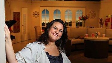 Radio host and presenter Chrissie Swan