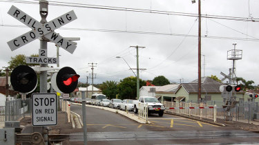 Shared funding to replace rail crossings in Queensland is on the agenda for SEQ City Deal talks.