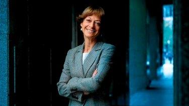 """Victorian Ombudsman Deborah Glass: """"a huge believer in the media."""""""