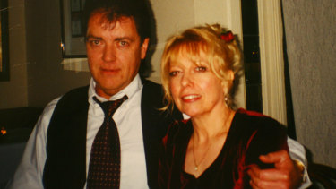Terence and Christine Hodson, who were murdered in their home in May 2004