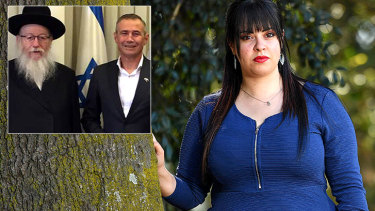 Dassi Erlich, an alleged victim of a child sex accused awaiting extradition from Israel, has spoken out about WA Deputy Premier Roger Cook's meeting with an Israeli politician linked to the extradition proceedings.