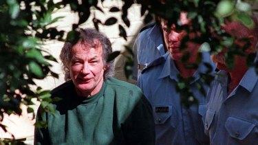 Serial killer Ivan Milat.
