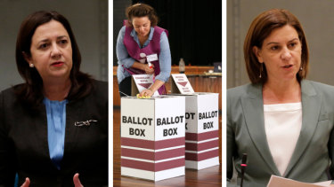 The Queensland election campaign begins today ahead of the October 31 polling day.