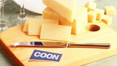 Coon cheese will soon disappear from Australian supermarket shelves.