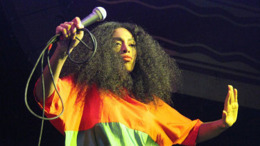 Expect a blast as Solange samples from her When I Get Home album.