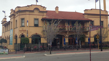 The Paddington Alehouse in Mount Hawthorn has retained its original charm.