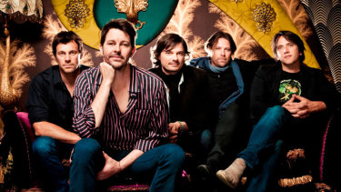 All five members of Powderfinger will again come together, from their respective homes, for a special live streamed concert performance on Saturday, May 23.