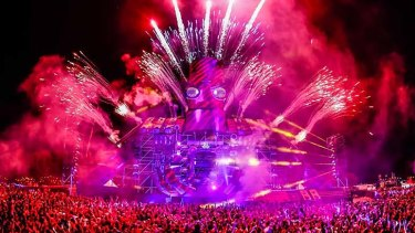 The Premier has said she will shut down the  Defqon.1 music festival.