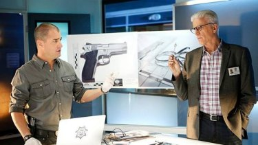 CSI: great on the screen, not so good in real life.