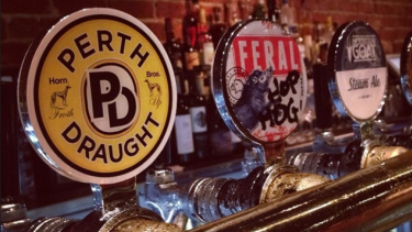 Independent Perth Draught launched in 2013 but was quickly imitated by Feral Brewing and priced out of the market.