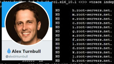 Alex Turnbull was tweeting the domain purchase log on Wednesday.