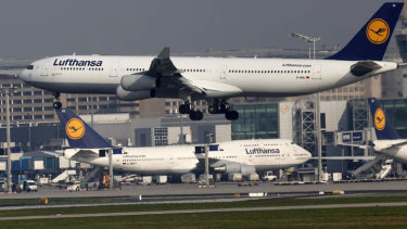 Lufthansa is leading investigations into how to make non-carbon jet fuel cost effective.