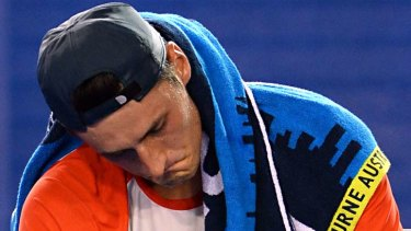 Bernard Tomic has been attacked in the past for candid comments.