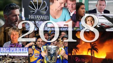 The year that was for WAtoday in pictures.