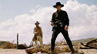 One of Hans Zimmer's greatest influences, the Morricone masterpiece <i>Once Upon a Time in the West</i>.