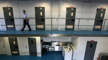 Inside Victoria's maximum security Barwon Prison where family visits will be banned from Saturday.