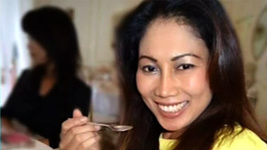 Chardon is on trial for the murder of his Indonesian wife, Novy, in February 2013.