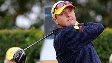 Jarrod Lyle returned to the US tours after multiple treatments for cancer.