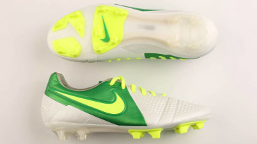 Major brands such as Nike use kangaroo leather for their soccer shoes.