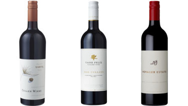 Icon wines from three Margaret River stalwarts ... the Vanya, the Tom Cullity and the MJW.