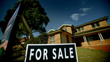 The house price slump is being caused by tighter access to credit, economists say.