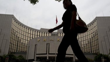The People's Bank of China has chosen not to use this firepower to stabilise the yuan.
