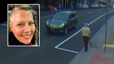 Cecilia Devine was last seen leaving a hotel in Katoomba on September 6. Her remains were found in a nearby dam.