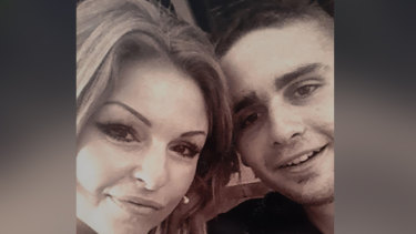 The mother and son are teaming up to highlight how addiction can affect people and their families.