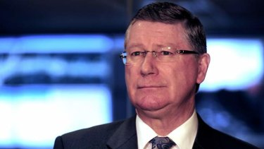 "Former premier Dr Denis Napthine said Victoria's situation was ""self-inflicted""."