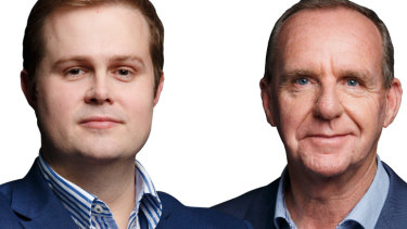 Oliver Peterson will keep the Drive slot on 6PR while Steve 'Millsy' Mills will take over Afternoons from Simon Beaumont.