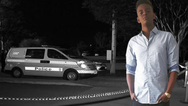 Thirteen murder charges were laid over the death of 19-year-old Girum Mekonnen (pictured) in Zillmere.