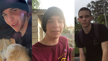 The search continues for missing 14-year-old Michael Ryan.