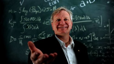 ANU vice-chancellor Brian Schmidt did not take the near-$1 million salary enjoyed by his predecessor Ian Young.