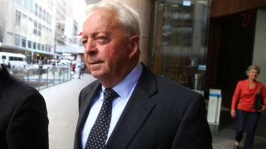 John McGuigan, a director of Cascade Coal, negotiated a deal with Moses Obeid.