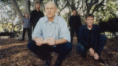 Peter Garrett said Midnight Oil was coming back with something that ''needed to be said''.