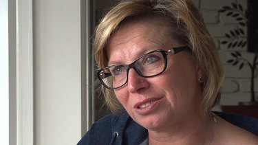 Rosie Batty, who has campaigned for greater awareness of the devastating effects of domestic violence.