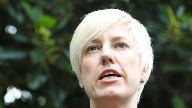 Greens MP Cate Faehrmann says her party is at a crossroads.
