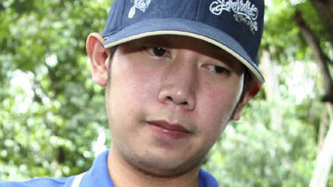 Vorayuth Yoovidhya, the heir to the Red Bull energy drink fortune.