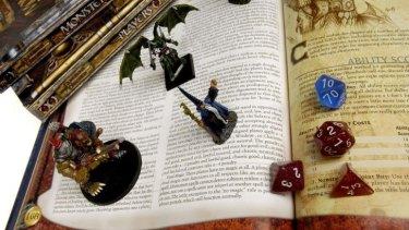 Die hard ... download a free copy of of the Dungeons and Dragons rules.