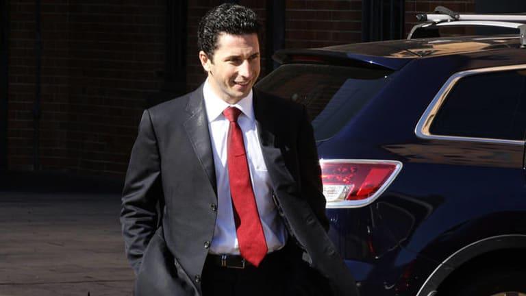 Seven Group chief executive Ryan Stokes.